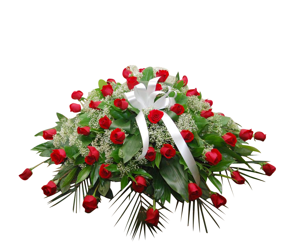 Casket Spray 50 Roses